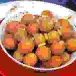 Sütlü Ramazan Lokması Tarifi Hazırlanışı
