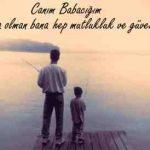 Babalar Günü Resimleri e Kartları