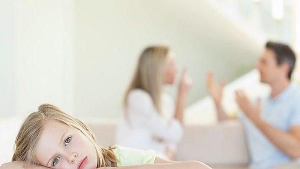 Anne Baba Kavgasının Çocuğa Etkisi