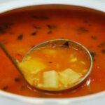 Bulgurlu Patates Çorbası Tarifi