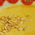 Fıstıklı Sarı Mercimek Çorbası Tarifi