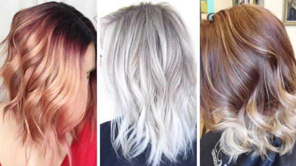İlkbahar Yaz Saç Renkleri ve Modelleri