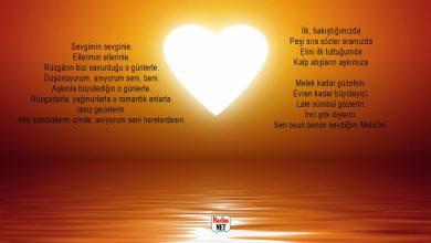 İsme Özel Aşk Şiirleri