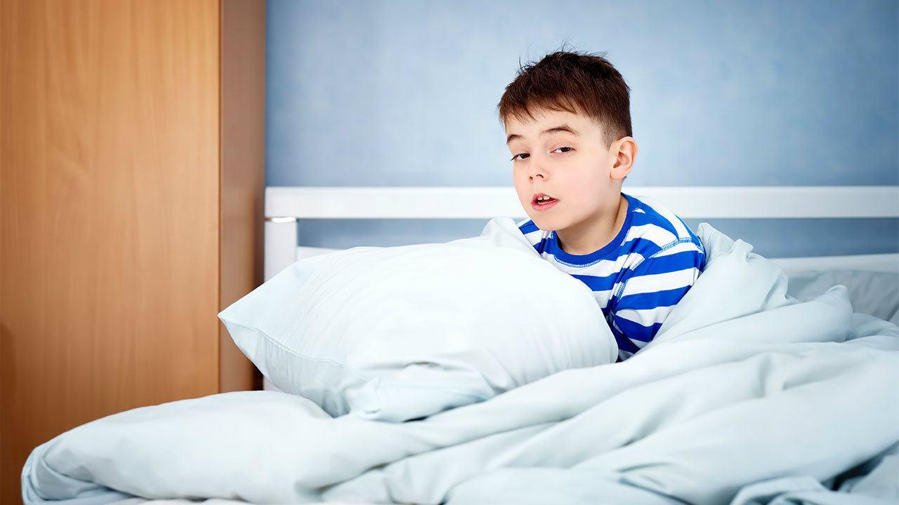 Çocuklar Uykuda Neden Altını Islatır?
