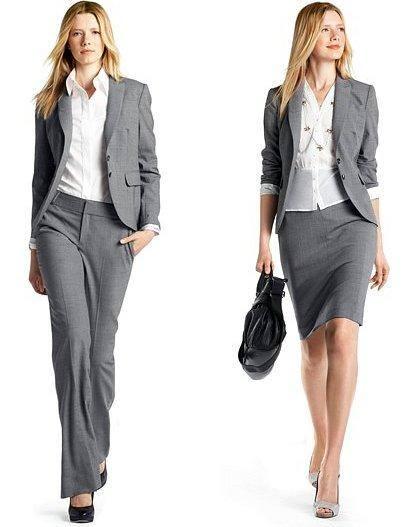 Bayan takım elbise modelleri