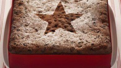 Photo of Fırında Sıcak Çikolatalı Kek Tarifi