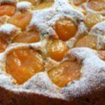Kayısılı Pasta Tarifi