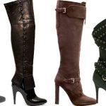 Bayan Çizme Modelleri 2012