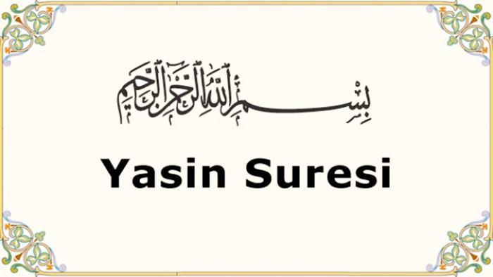 Photo of Rüyada Yasin Suresi Okumak Görmek