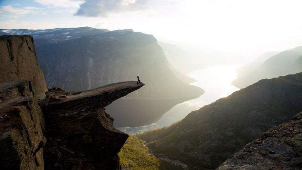 Rüyada Yüksek Yer Görmek