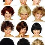 Yüzünüze göre saç modelleri