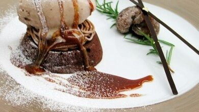 Photo of Sıcak Çikolatalı Kek Tarifi