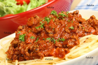 Sicilya Usulü Spagetti Tarifi