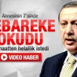 Recep Tayyip Erdoğan Tebareke Mülk Suresini Okudu Dinle