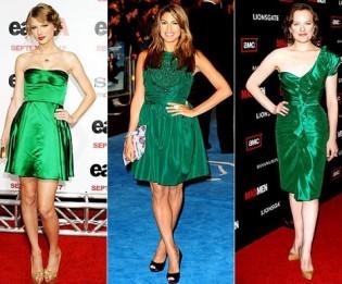 yesil-elbise-trend