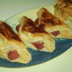 Hazır Yufka ile Sosisli Börek Tarifi
