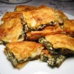 Isırgan Otlu Tava Böreği Tarifi