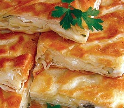 Patatesli Peynirli Börek Tarifi
