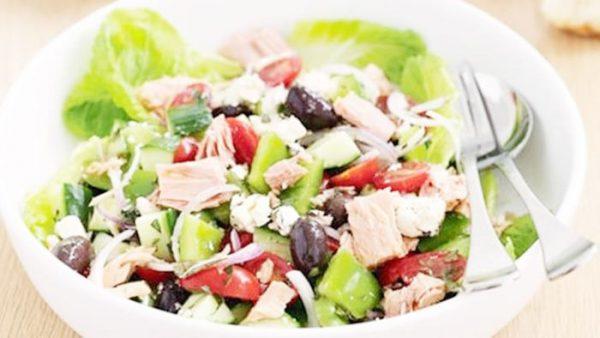 Balık Salatası Tarifi