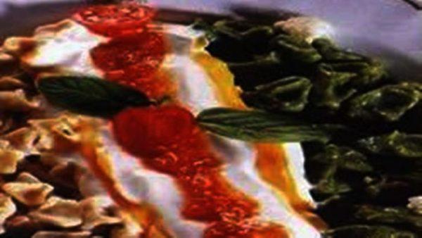 Ispanaklı Mantı Çorbası Tarifi