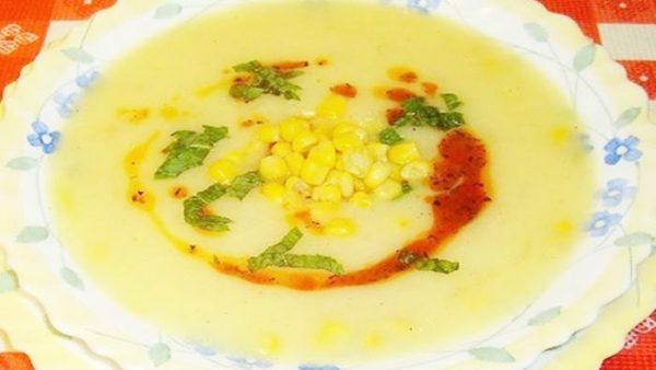 Mısırlı Sebze Çorbası Tarifi