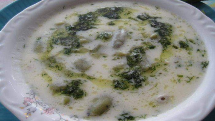 Taze Bakla Çorbası Tarifi