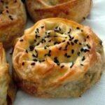 Ispanaklı Gül Böreği Tarifi Oktay Usta