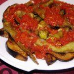 Soslu Patlıcan Kızartması Tarifi