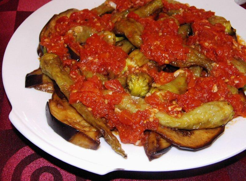 Photo of Soslu Patlıcan Kızartması Tarifi