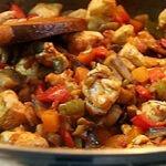 Sebzeli Tas Kebabı Tarifi