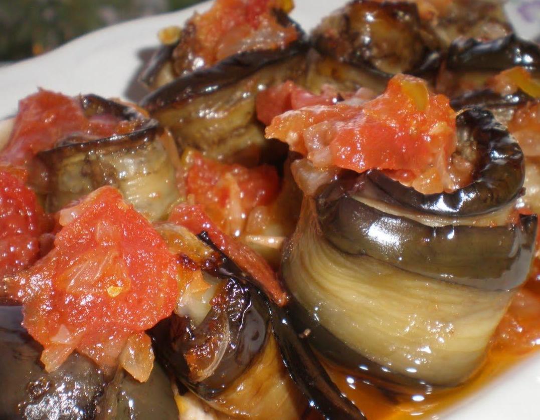 Photo of Köfteli Patlıcan Bohçası Tarifi