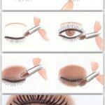 Buğulu göz makyajı nasıl yapılır diyenlere resimli