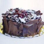 Çikolata Soslu Yaş Pasta Tarifi