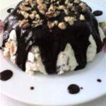 Halleyli Küçük Pasta Tarifi