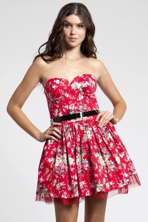Photo of Çiçekli Elbise Modelleri