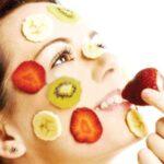 Cilt Bakımı için meyve maskeleri