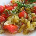 Patlıcan Salatası Tarifi