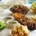 Kilo Aldırmayan Ramazan Sofrası