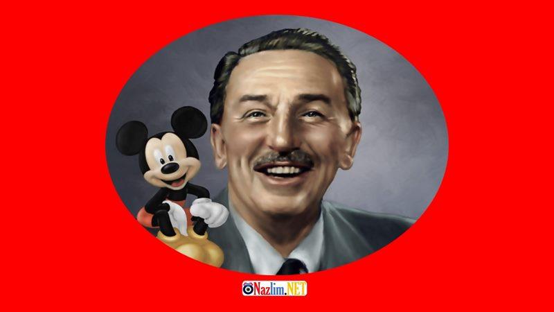 Walt Disney Kimdir?