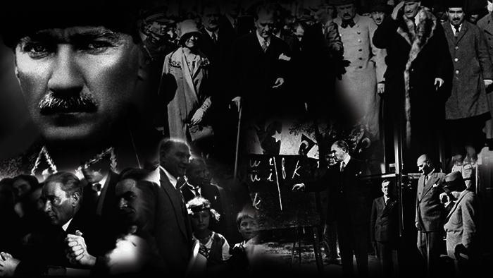 10 Kasım Atatürk Haftası Şiirleri
