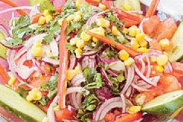 Photo of Çiftlik Salatası Tarifi