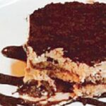 Çikolata Soslu Revani Tarifi
