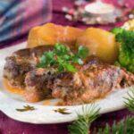 Pastırmalı Biftek Sarma Tarifi