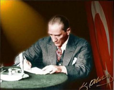 Photo of Atatürk Hukuk Sözleri