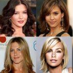 Yüz Şekline Göre Saç Modelleri Bayan