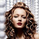 Bukleli Saç Modelleri 2015