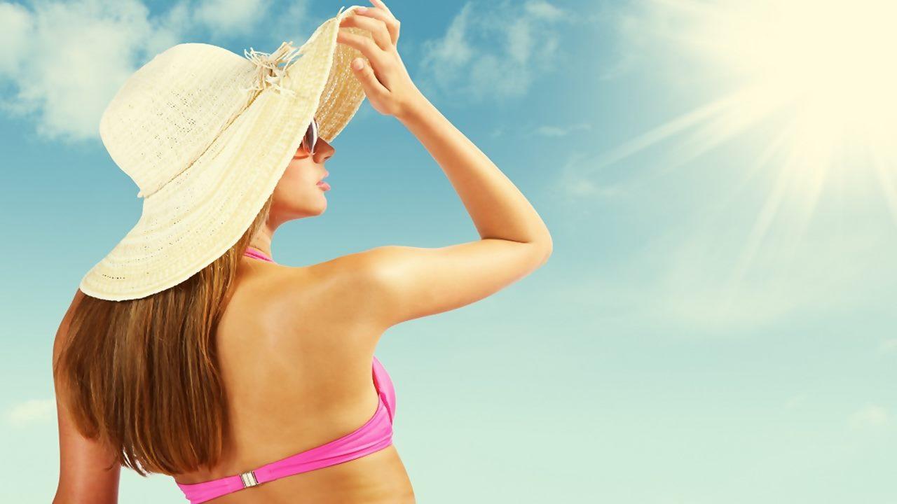 Yaz aylarında saç bakımı