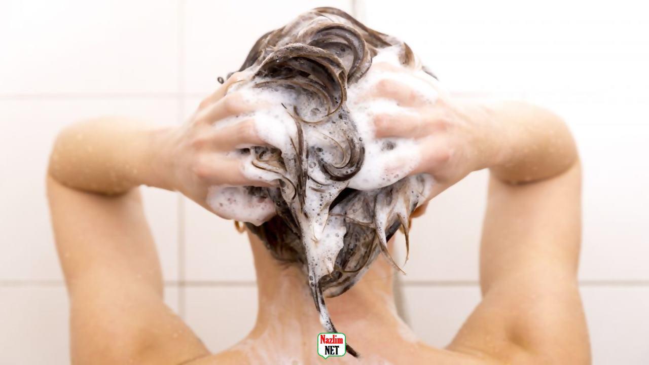 Saç yıkama teknikleri