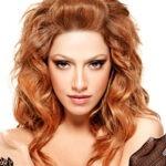 Altın Karamel Saç Rengi