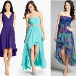 Önü Kısa Arkası Uzun Elbise Modelleri